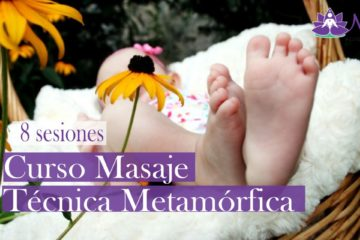 CURSO MASAJE TECNICA METAMORFICA